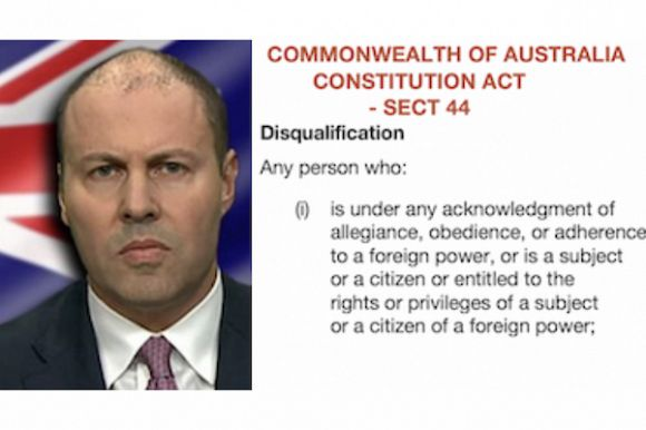Frydenberg and anti-Semitism spin