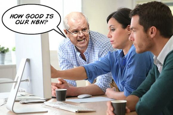Voila! The new NBN corporate plan