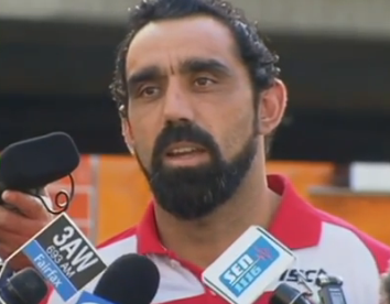 Adam Goodes' Australian Dream