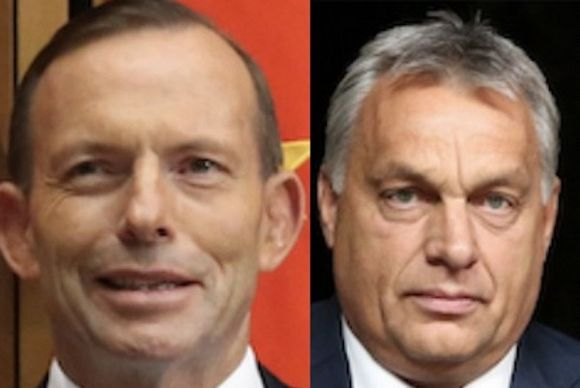 Tony Abbott spruiks Western civilisation on the world stage