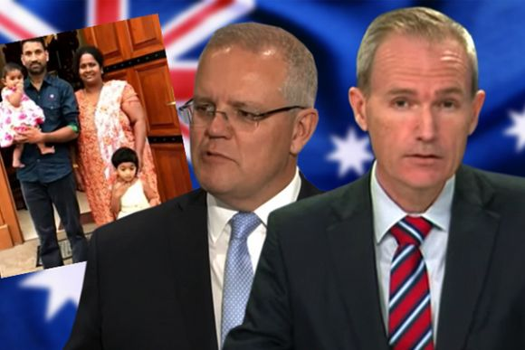 Treatment of Tamil family shows the inhumanity of the Morrison Government