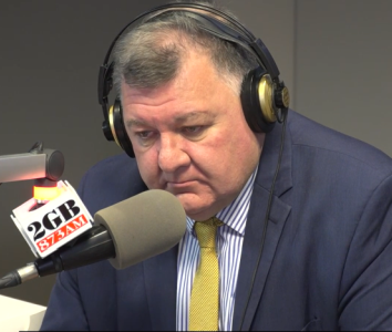 Notorious climate denier Craig Kelly at it again