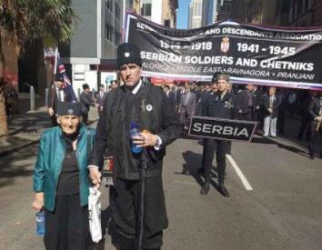 Betrayal: RSL backs Nazi-aligned Serbian Chetniks