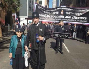 Betrayal: RSL backs Nazi-aligned Serbian Chetniks