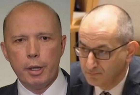 Dutton and Pezzullo's bushfire emergency failure