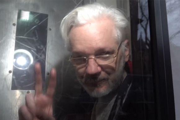 Ending the torture of  Julian Assange