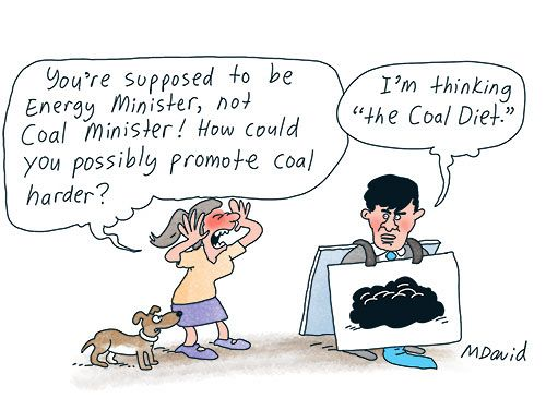 The Morrison Government's coal addiction defies reason