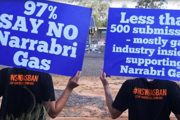 The Narrabri Gas Project should not go to the Independent Planning Commission