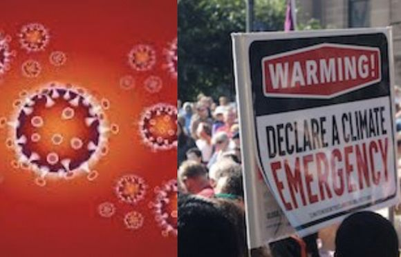 Coronavirus and climate emergency: An opportunity for the Coalition