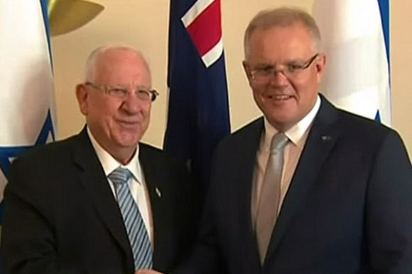 Morrison Government soft on international war crimes