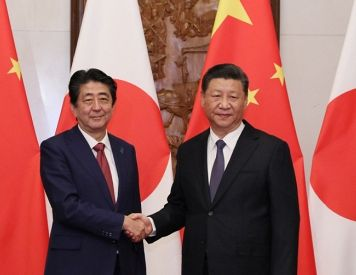 Because of COVID-19, China and Japan have found common ground