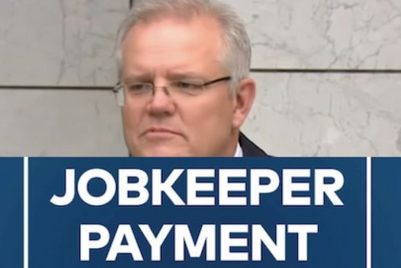 JobKeeper Payment a gun to the heads of over one million temporary entrants