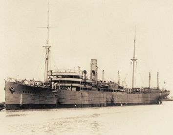 1918 HMAT Boonah flu tragedy echoes cruise ship COVID-19 debacle