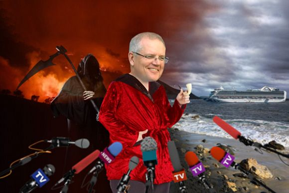 9 reasons why Scott Morrison isn't our Big Daddy