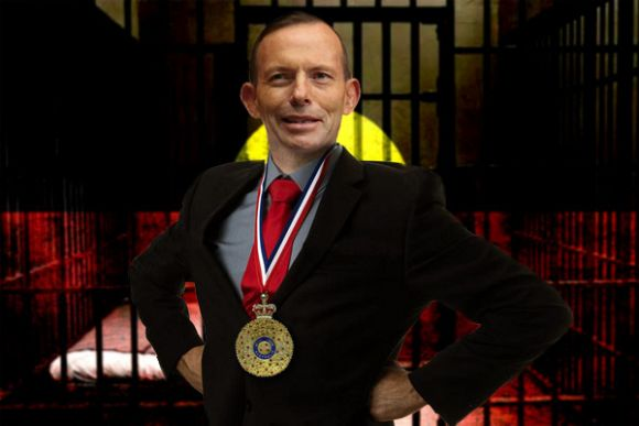 All lies matter: Even Abbott's award
