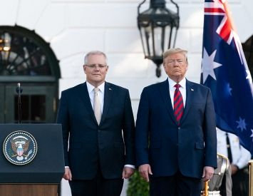 Trump and Morrison: A love affair imperiling Australia's future
