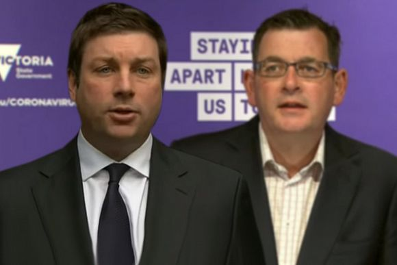 Wren's Week: Conservatives blame Dan Andrews for second COVID-19 wave