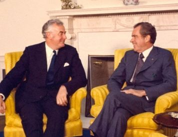 Questions remain over U.S. and CIA role in Whitlam's dismissal