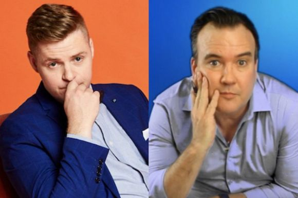 PODCAST: Dave Donovan joins Tom Ballard on 'Like I'm A Six-Year-Old'