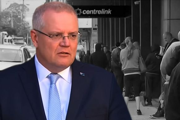 Morrison Government taking $1.3 billion from the poor and unemployed