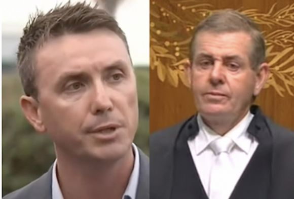 James Ashby took the Speaker to Court and lost — but the piper must be paid