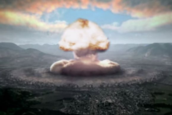 JOHN PILGER: Another Hiroshima is coming unless we stop it now