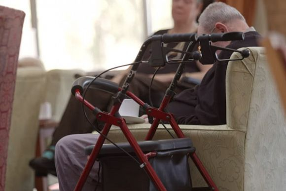 Aged care like being 'on death row'