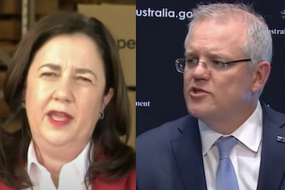 Morrison and the border closure distress opportunity