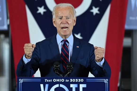 A Joe Biden victory is important for progressive politics