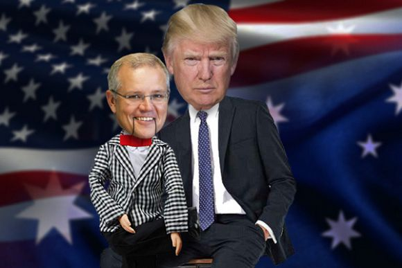 A Trump victory would be a win for the Morrison Government