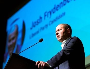 Frydenberg and Coalition prioritise Israel, shunning Palestinian aid