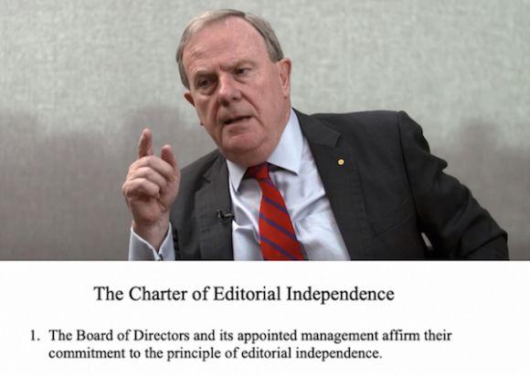 The Nine-Fairfax 'independence' myth