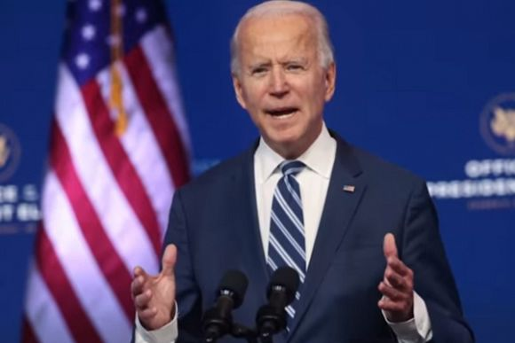 Young elected officials urge Joe Biden to take climate action