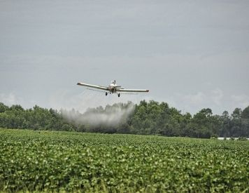 Pesticide companies marketing themselves as a solution to climate change