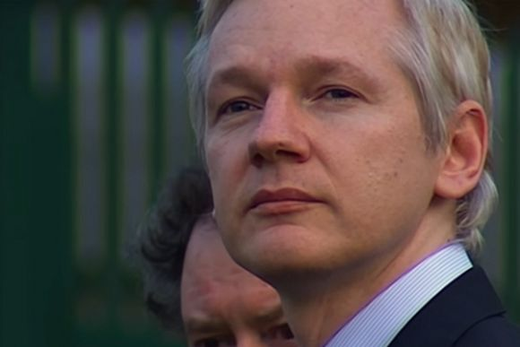 Assange: What Australia is not doing to save its citizen and media freedom