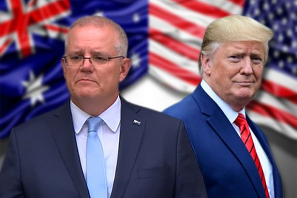 Right-wing governments are a threat to both U.S. and Australian democracy