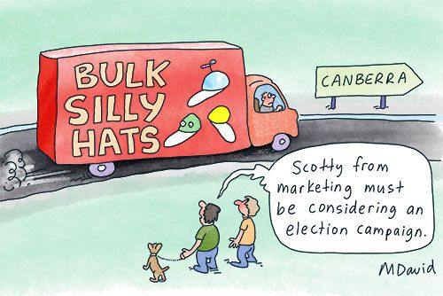 Morrison's early election ruse catches Kelly's COVID