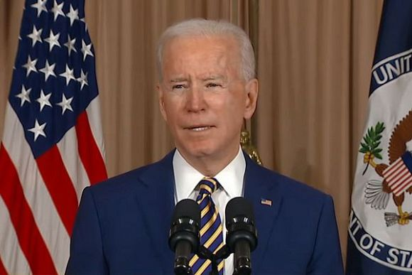 Biden's foreign policy may be offering more of the same