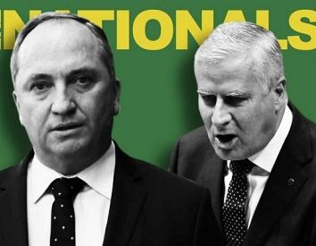 National Party waging war against Australian environment