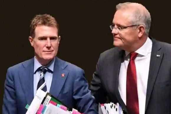 Scott Morrison extends sympathy to Christian Porter amidst speculation