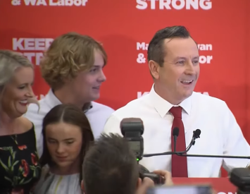 McGowan's Labor given huge mandate in WA Election result