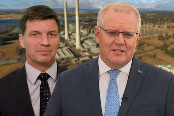 Climate Change Authority reveals no commitment from Morrison Government