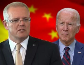 Biden, alongside Morrison, Modi and Suga, continues conflict with China