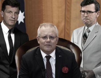 'A rogues' gallery': Running through the Coalition's line-up