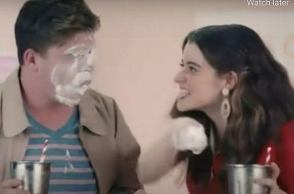No consent forMorrison's messy taco milkshake video