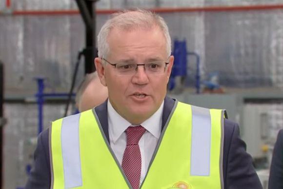 Scott Morrison's climate change leadership fail