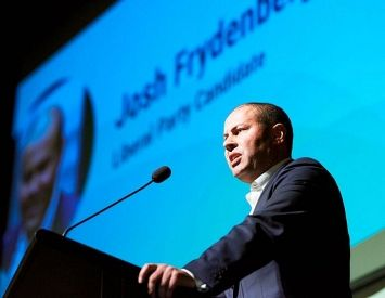 ALAN AUSTIN: Treasurer Frydenberg's spurious pre-election claims