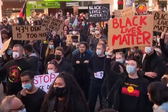 Anti-racism allies: More needs to be done