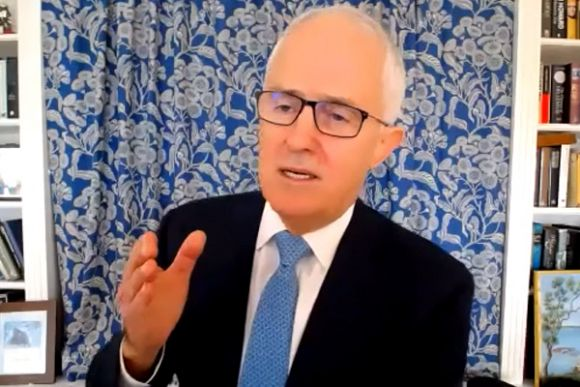 Malcolm Turnbull lashes out at right-wing media over coal advocacy