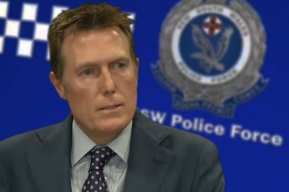 NSW Police refused to take statement from Christian Porter's accuser